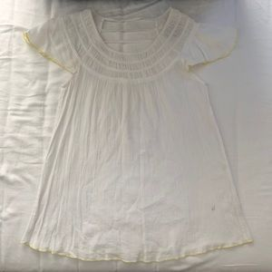 Free People Flare Summer Top S